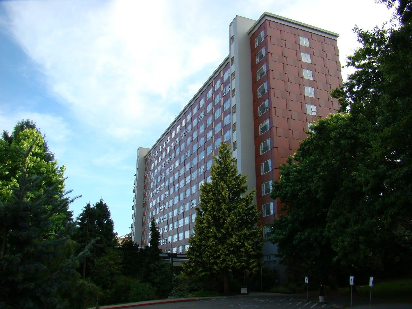 Campion Hall - Residences - Housing And Residence Life - Seattle Seattle U Calendar 2019