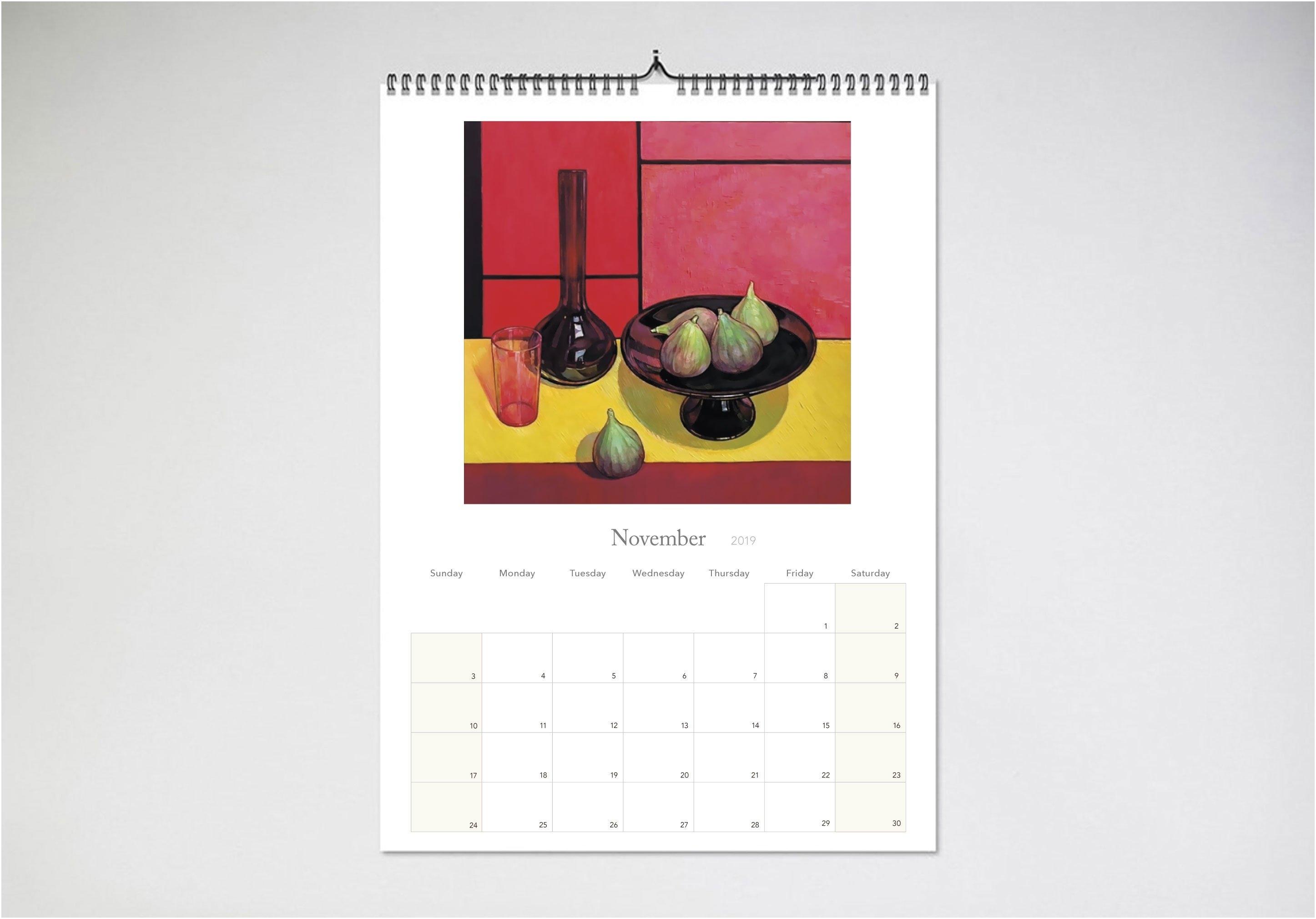 Cheap Wall Calendars 2019 To Download Or Print   Americanwomanmag Calendar 2019 Cheap