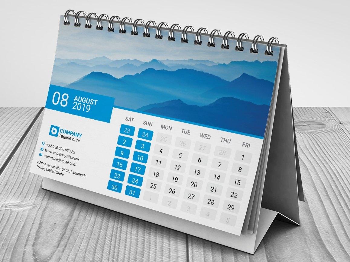 Desk Calendar 2019Bayazid Ahmed Bulbul | Dribbble | Dribbble Calendar 2019 Desk