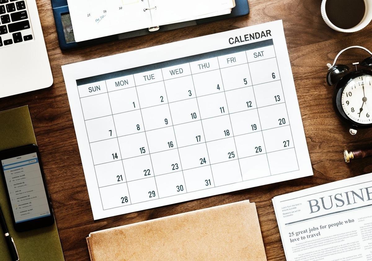 Durango High School 9R Calendar 2019