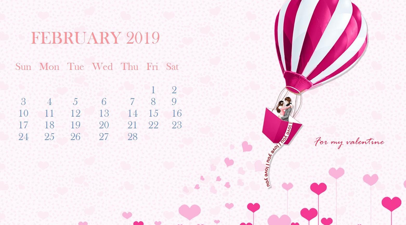 February 2019 Calendar Word Printable – Free Printable 2018 Calendar Feb 9 2019 Calendar
