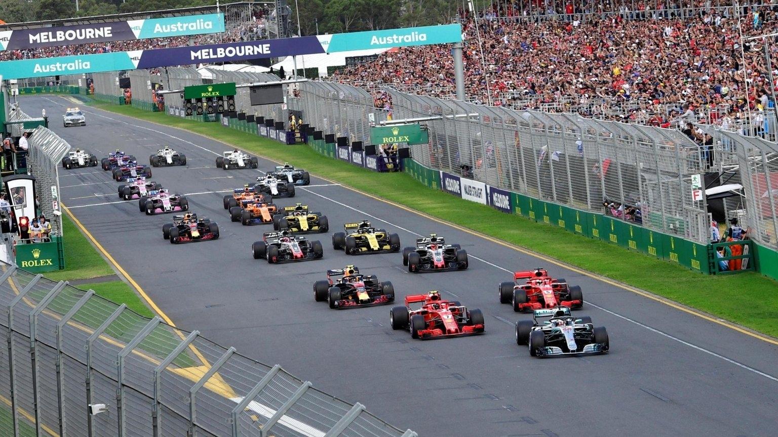 Formula 1® Announces Draft 2019 Season Calendar Formula E Calendar 2019 Download