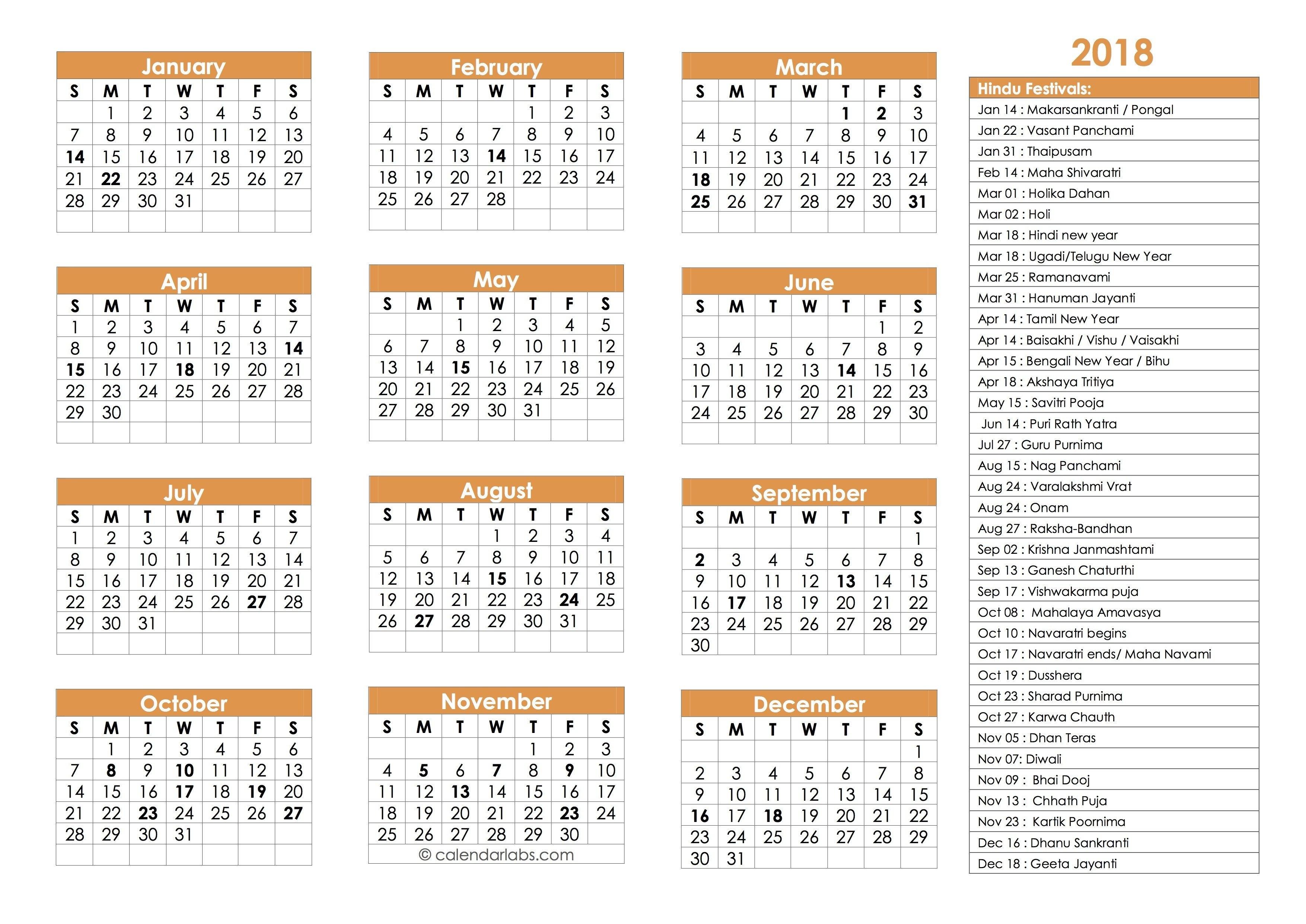 Gujarati Calendar 2019 Diwali Date Hindu Calendar 2018 Tithi Calendar Of 2019 With Festivals