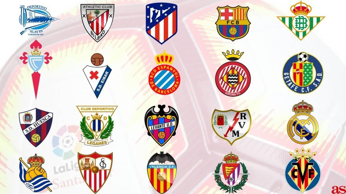 Laliga 2018/19 Fixture List Confirmed – As Ligue 1 Calendar 2019