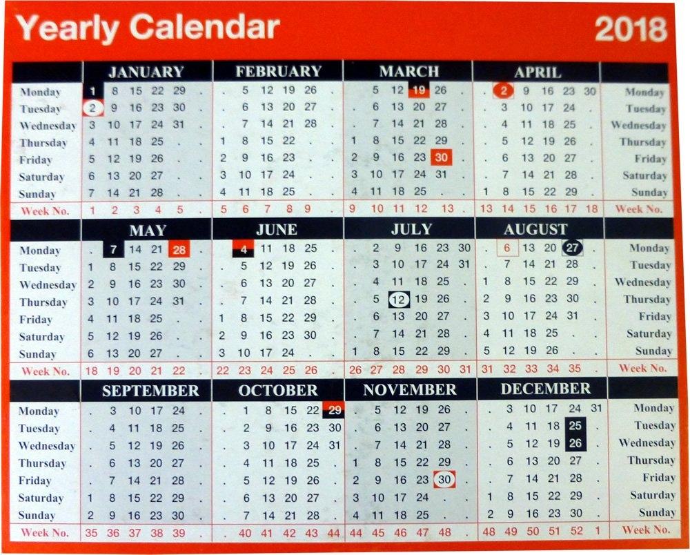 Letts Yearly Calendar 19 Tyc 2019 Letts Yearly Calendar 2019 5 Tyc