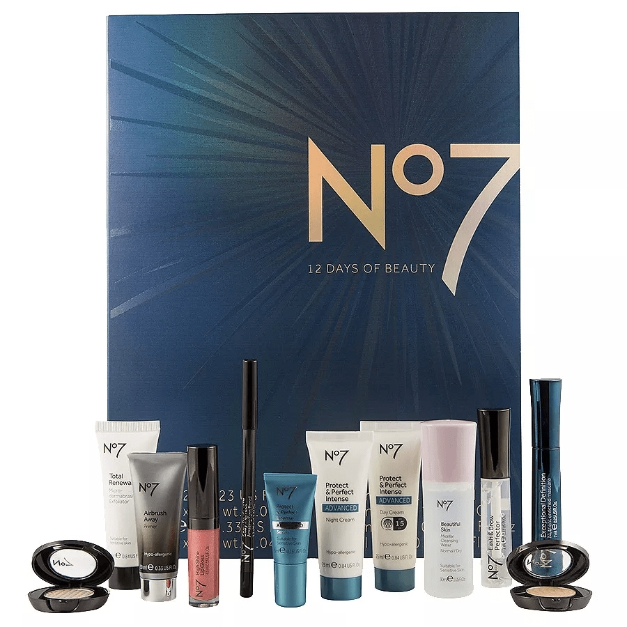 No7 12 Days Of Beauty Advent Calendar 2017 Available Now! – Hello No 7 Advent Calendar 2019