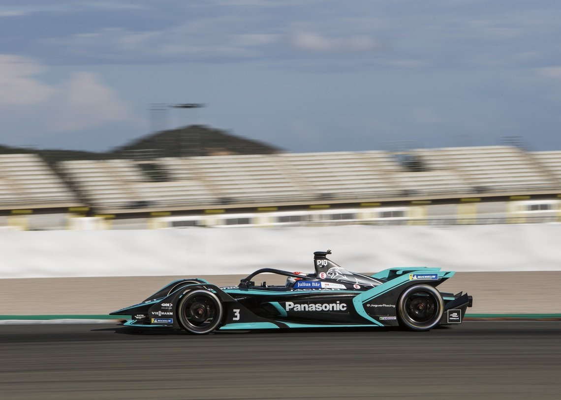 Panasonic Jaguar Racing Fully Charged For Third Formula E Season Formula E Calendar 2019 Download