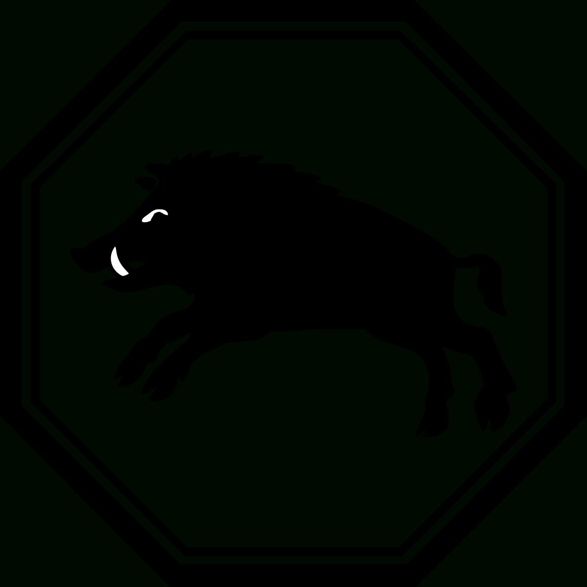 Pig (Zodiac) – Wikipedia Calendar 2019 Year Of The Pig