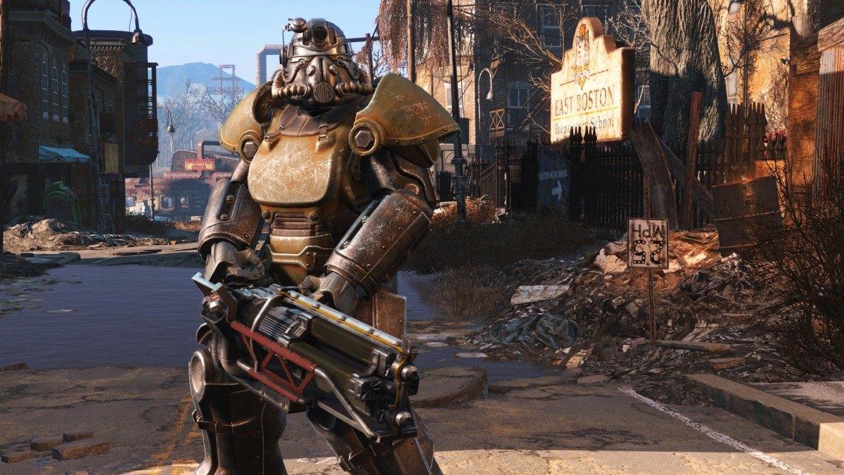 Review: Fallout 4 Fallout 4 Calendar 2019