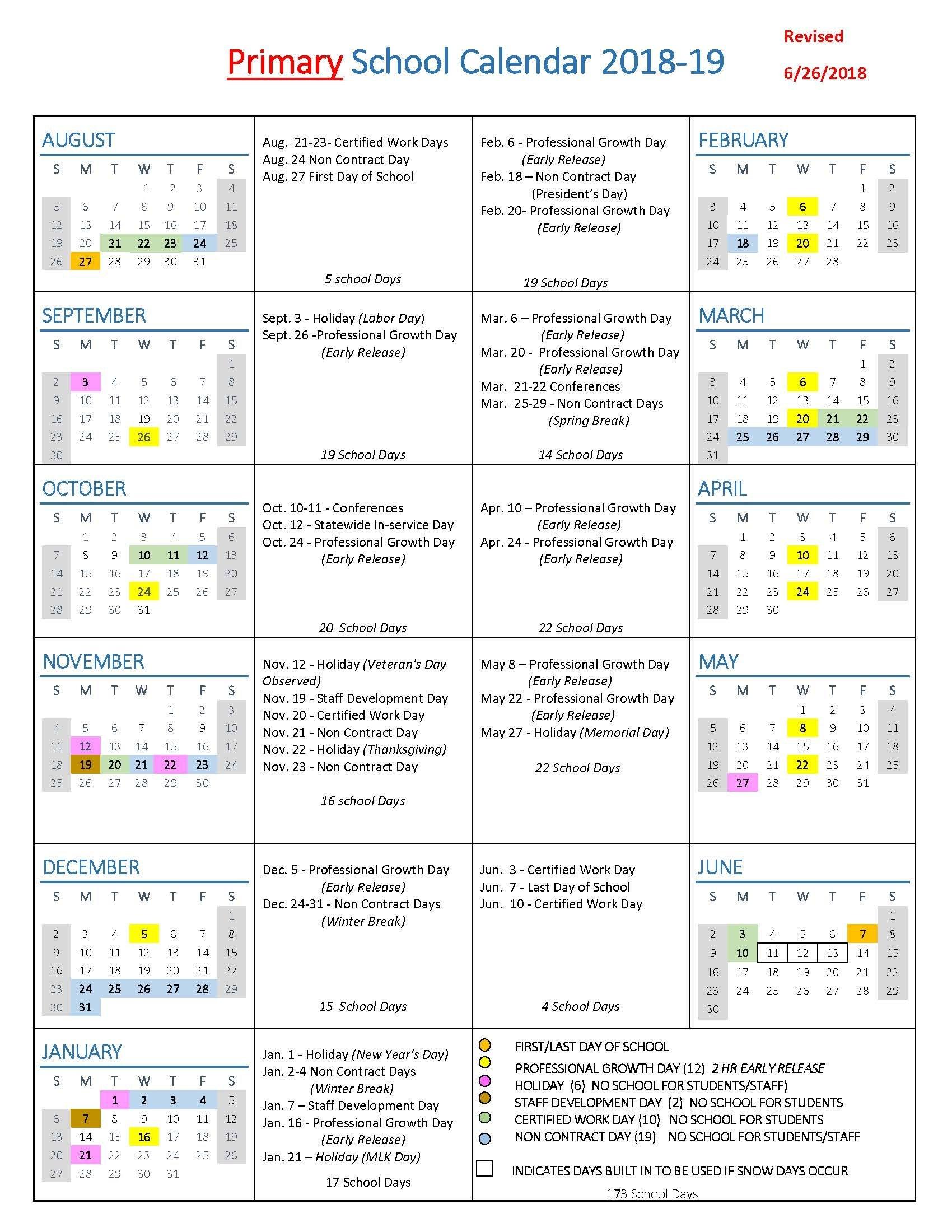 School Year Calendars / School Year Calendars Calendar 2019 Limba Romana