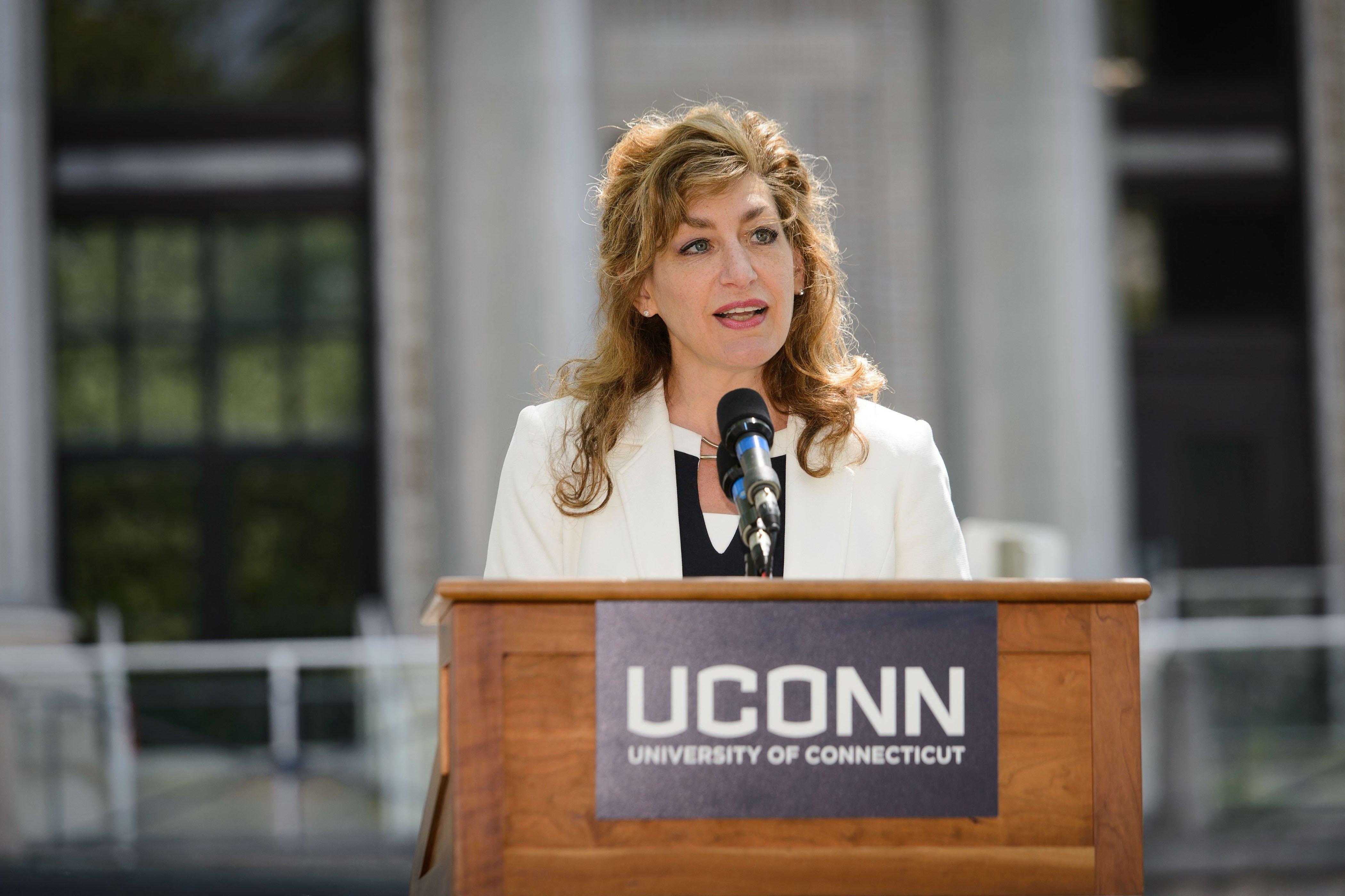 Searching For Uconn's Next Leader   Connecticut Law Tribune Calendar 2019 Uconn