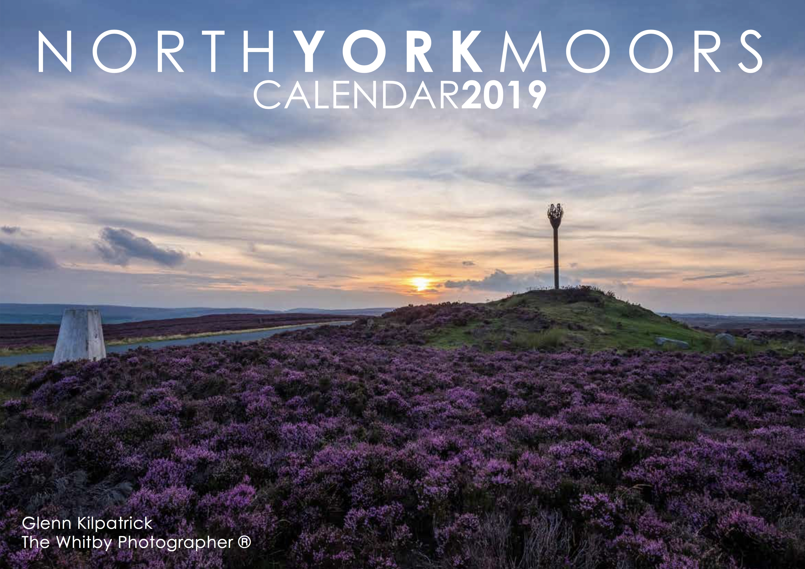 Sold Out The North York Moors Calendar 2019 (Yorkshire) - Whitby Calendar 2019 Yorkshire