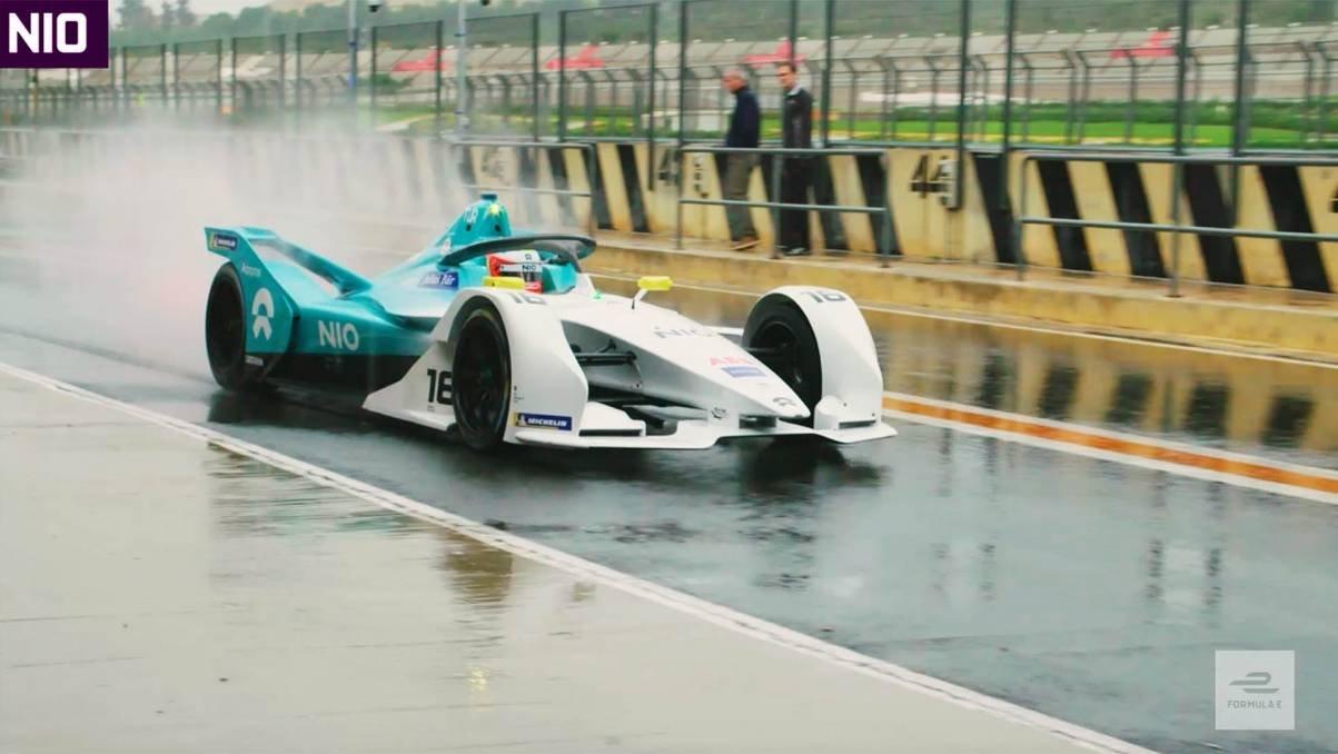 Sounds Of Valencia Testing – 2018/2019 Formula E Season – Formula E Formula E Calendar 2019 Download