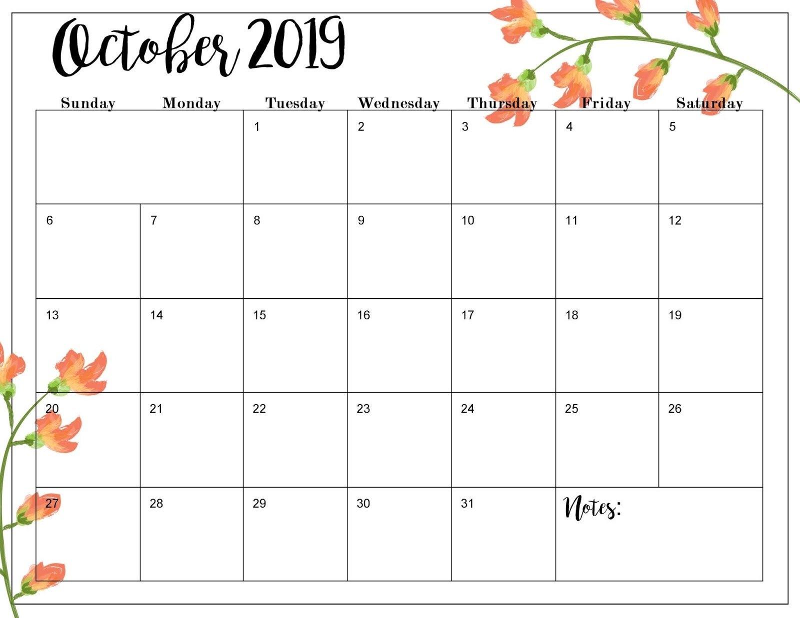 The Cozy Red Cottage: Free 2019 Calendar Printable Calendar 2019 Same As