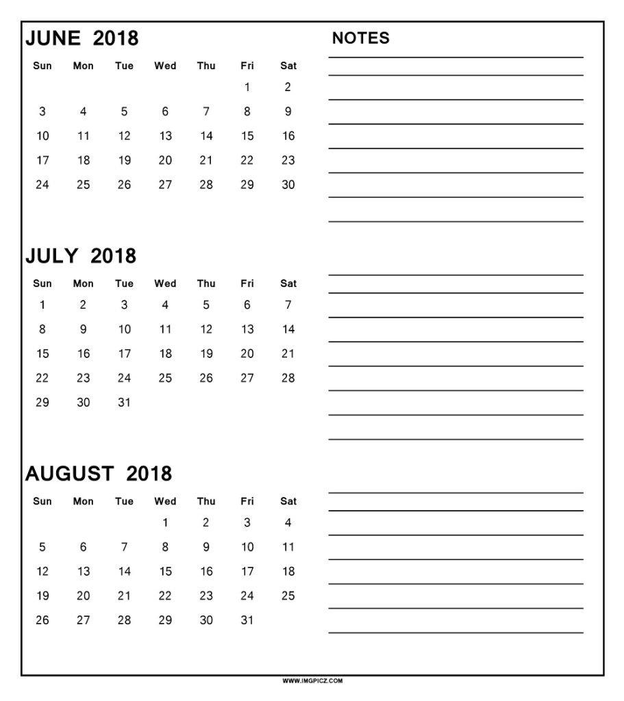 Three Month Printable Calendar 2019 | Printable Calendar 2019 3 Month Calendar 2019 Printable