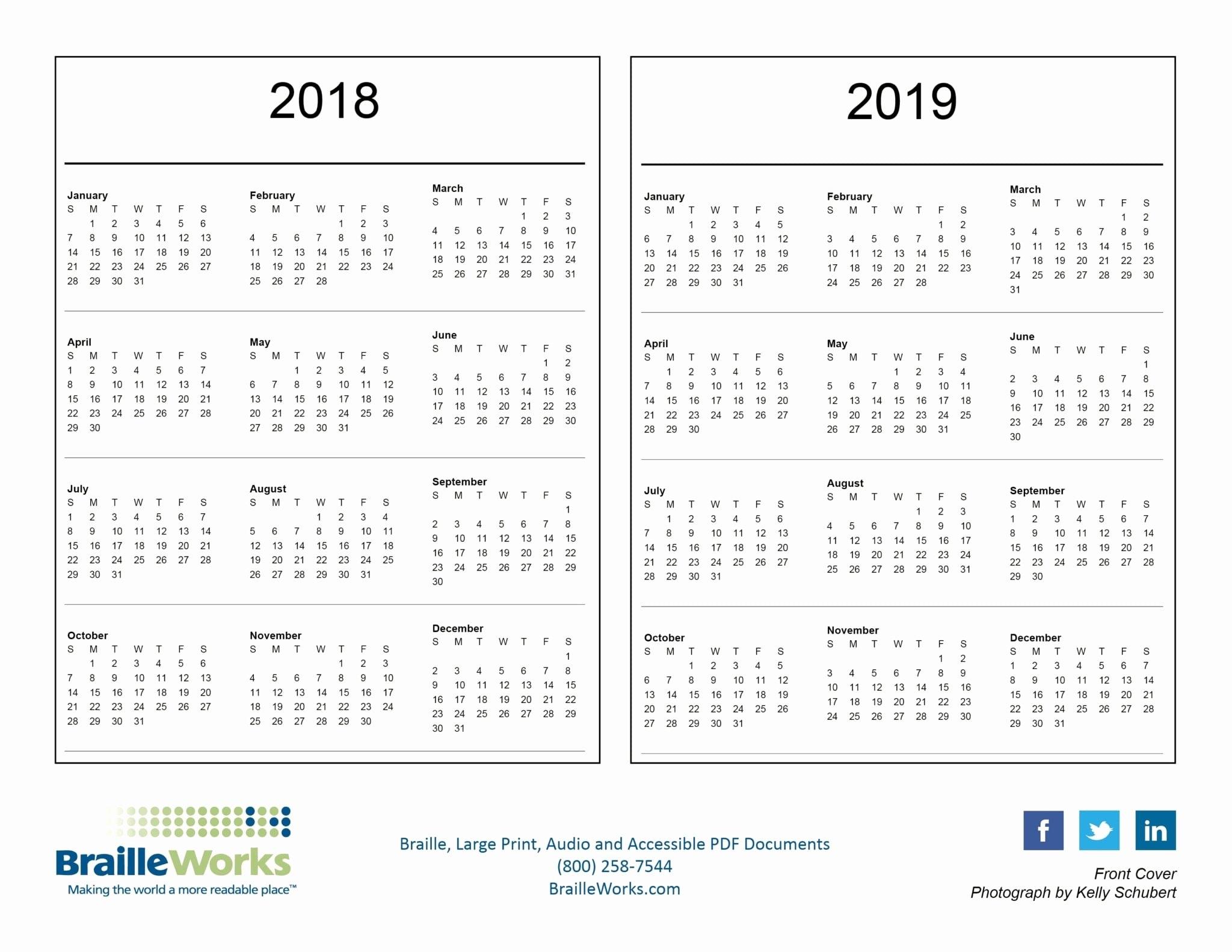 Uconn Academic Calendar 2018 2019 Braille Calendars Attractive And Calendar 2019 Uconn