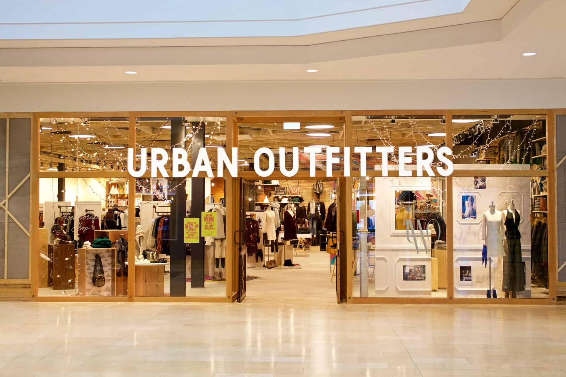 Urban Outfitters Inks Deal With Azadea For Middle East Expansion Calendar 2019 Urban Outfitters