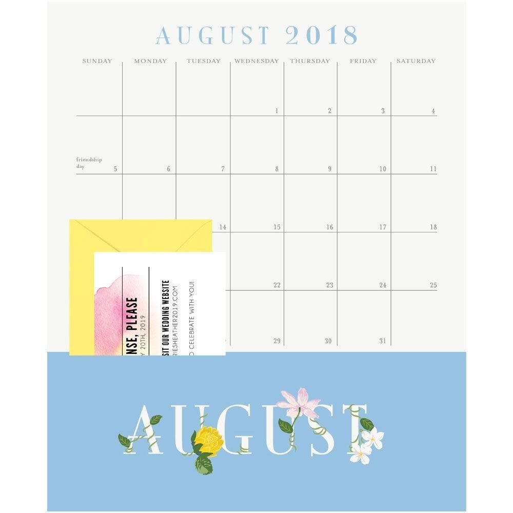 Viney Letters Acad Pocket 2019 Wall Calendar Calendars Books Calendar 2019 With Pockets