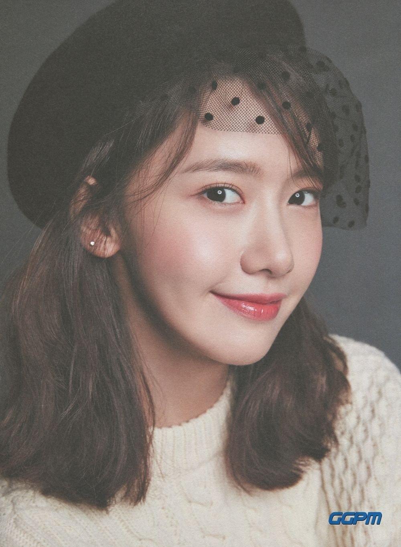 Yoona. Girls' Generation Oh!gg 2019 Season's Greetings – Diary Fish N Chix Calendar 2019