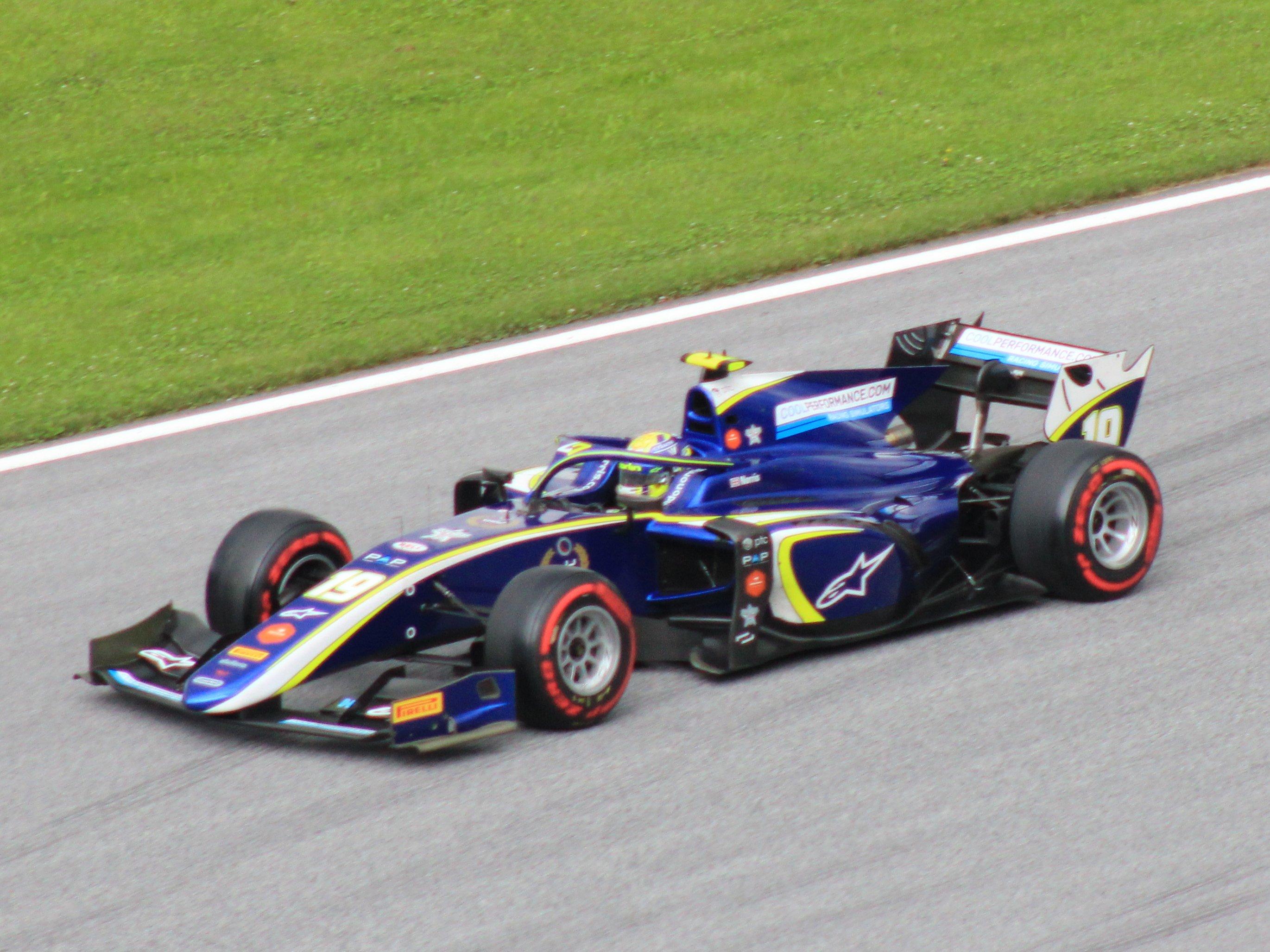 2018 Fia Formula 2 Championship – Wikipedia Formula 2 Calendar 2019