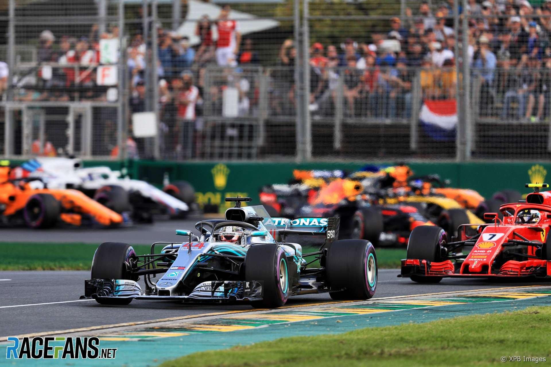 2019 Australian Grand Prix Live F1 Tv Times – Racefans F1 Calendar 2019 Channel 4