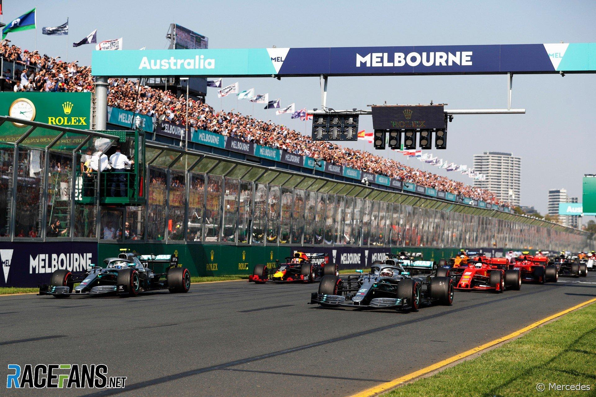 2019 F1 Calendar: Formula One Race Schedule – Racefans Formula 1 Calendar 2019 Dates