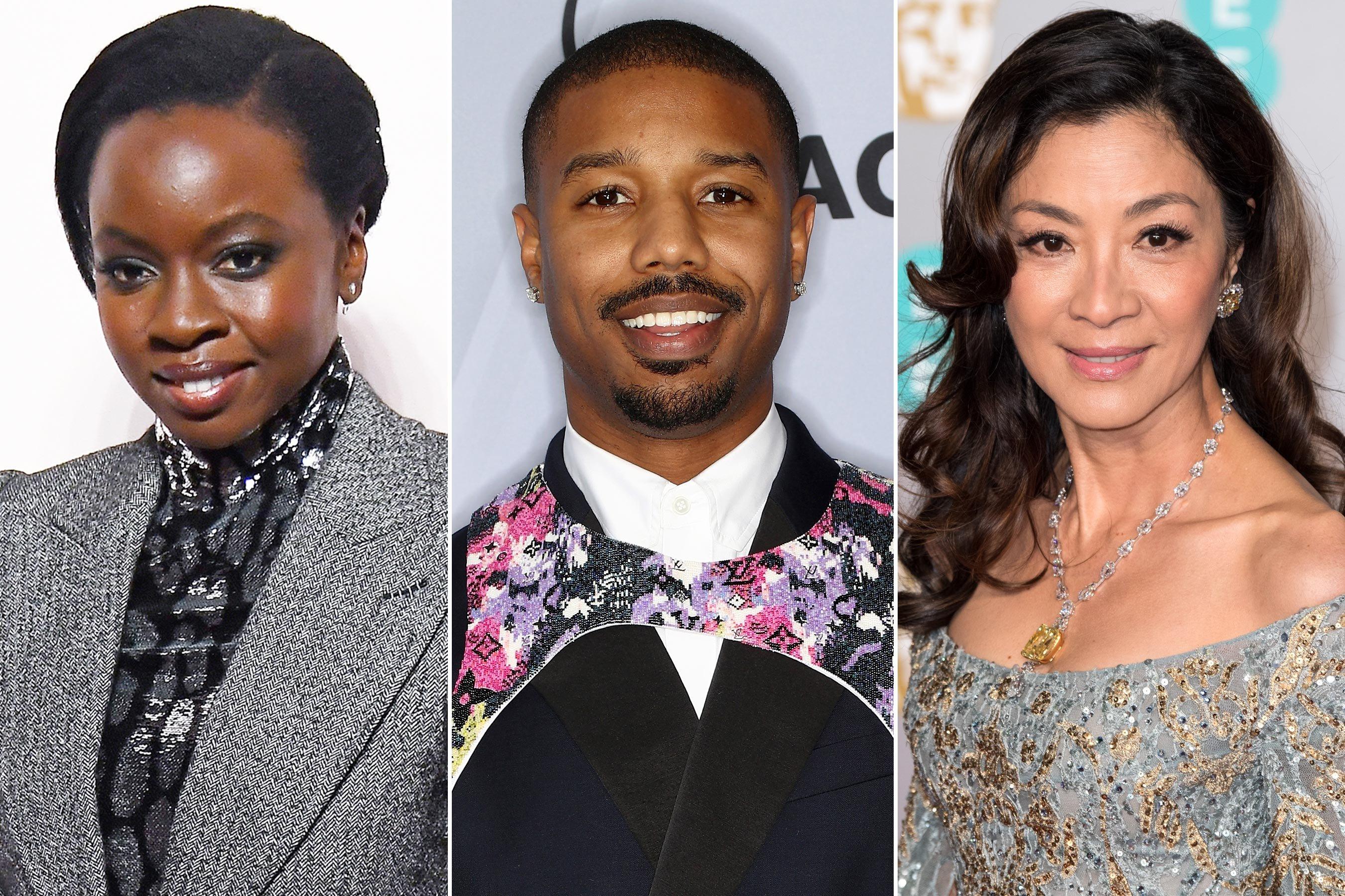 2019 Oscar Presenters: Danai Gurira, Michael B. Jordan Join   Ew Michael B Jordan Calendar 2019