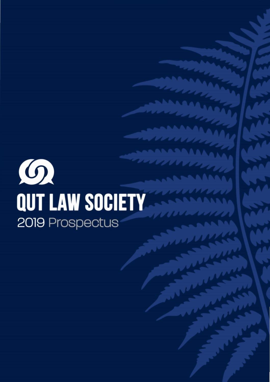 2019 Qut Law Society Sponsorship Prospectusqut Law Society – Issuu Calendar 2019 Qut