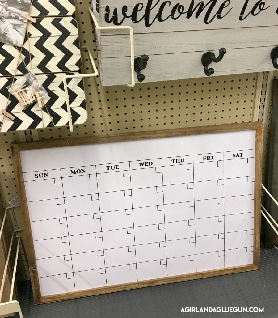 25 Of My Favorite Things At Hobby Lobby – A Girl And A Glue Gun Calendar 2019 Hobby Lobby