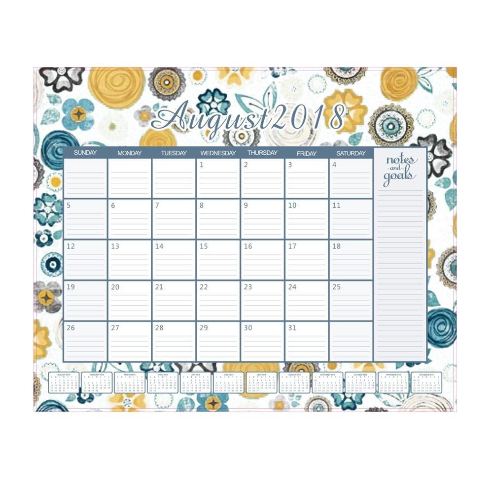 Amazon Popular 2019 Custom Tear Off Paper Desk Wall Planner Calendar Calendar 2019 Amazon