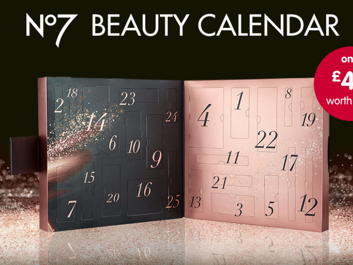 Boots Launch No7 Advent Calendar 2018 Worth £177  And You Can Get It No 7 Advent Calendar 2019 Boots