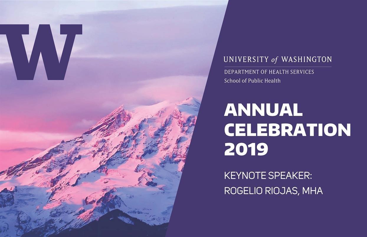 Calendar – Department Of Health Services. Graduate Degree (Phd, Mph U Washington Calendar 2019