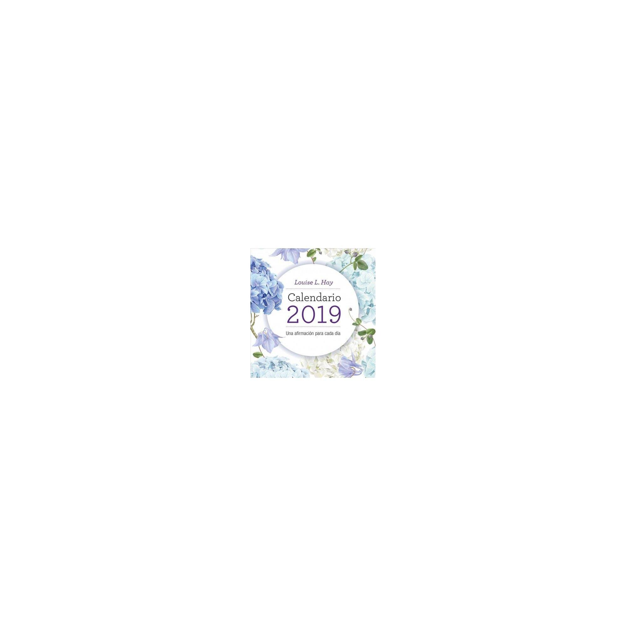 Calendario Louise L. Hay 2019 / Louise L. Hay 2019 Calendar : Una Louise L Hay Calendar 2019