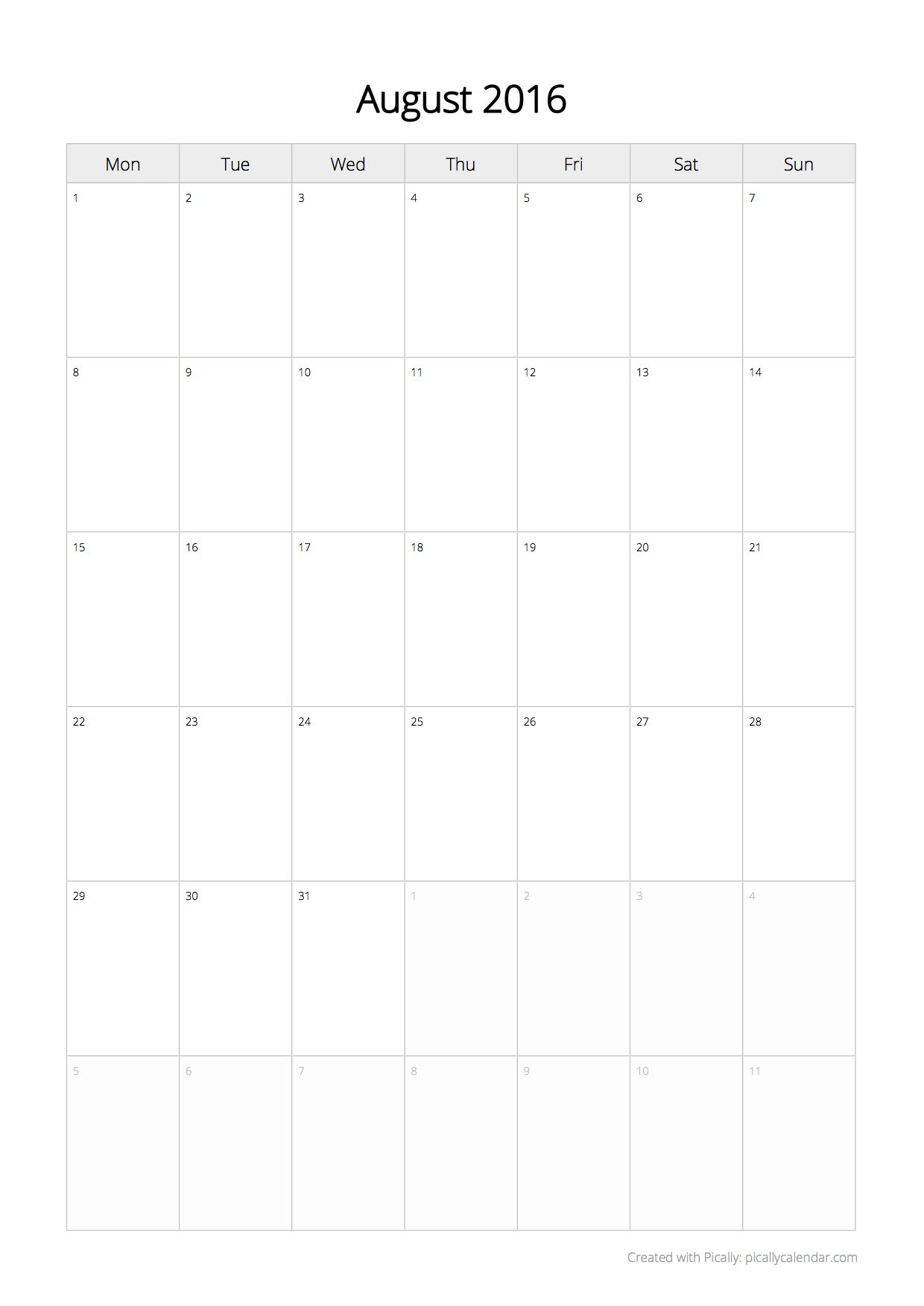 Create Free Photo Calendar 2019 And 2020 – Picallycalendar Calendar 2019 Create
