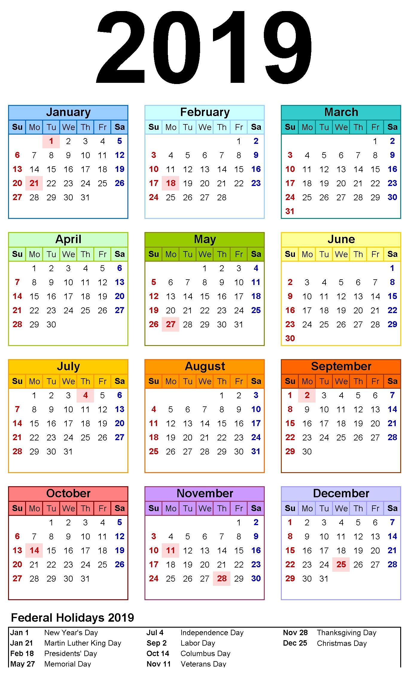Dashing Gwinnett County School Calendar 2019 20 • Printable Blank Gwinnett County School Calendar 2019 20