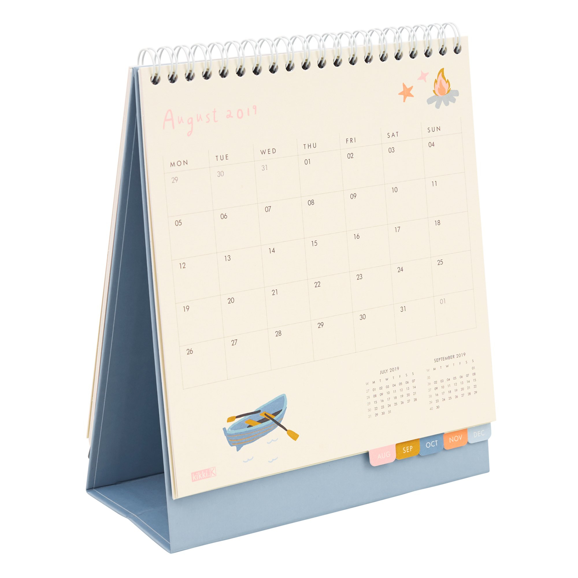 Desk Calendar – Liberal Dictionary Kikki K Desk Calendar 2019