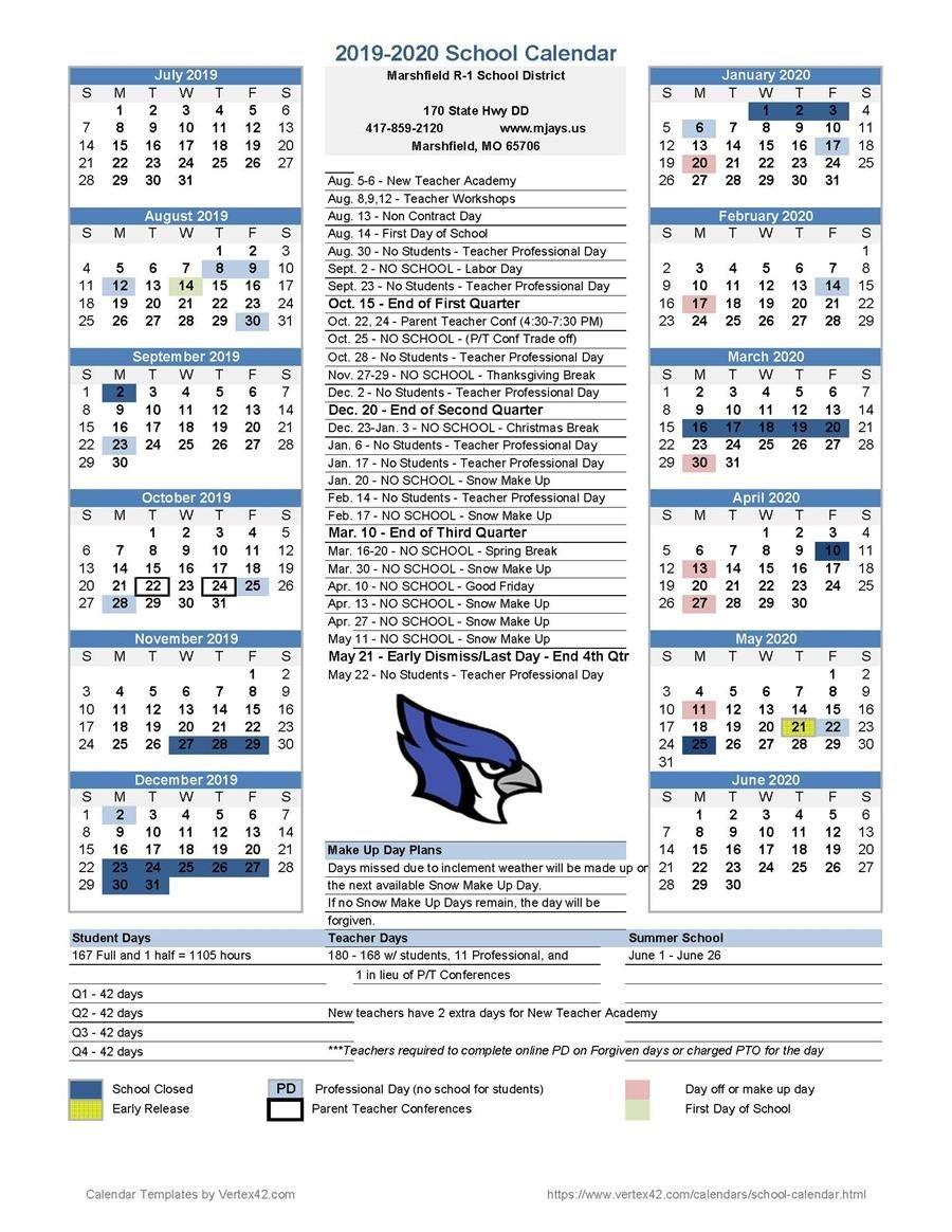 District Calendar / District Calendar K State Calendar 2019