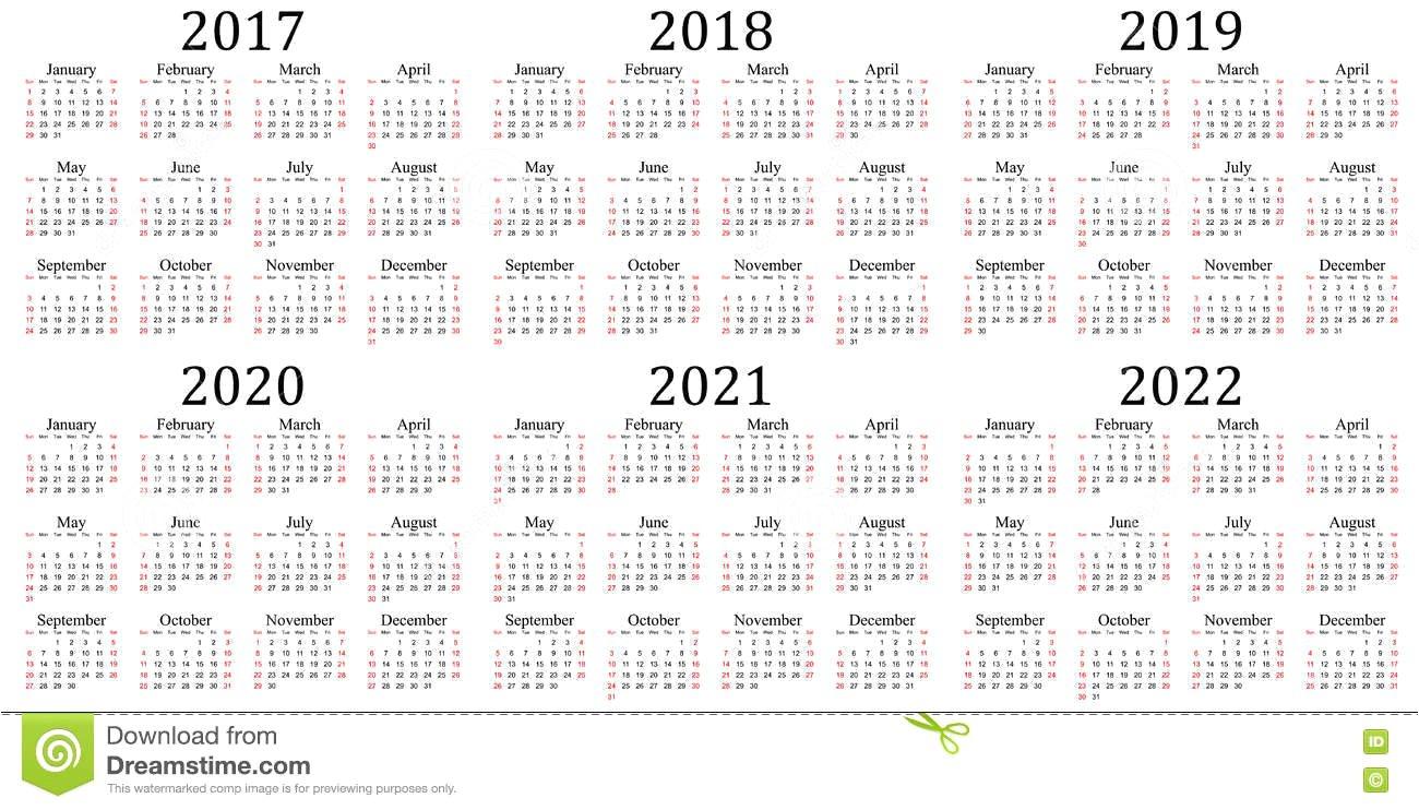Excellent 45 Illustration 4 Year Calendar | Xunhuagd 2019 Calendar 4 4 5