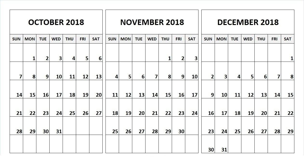 Fine Print Calendar October To December 2019 : Mini Calendar Template Fop Lodge 7 Calendar 2019