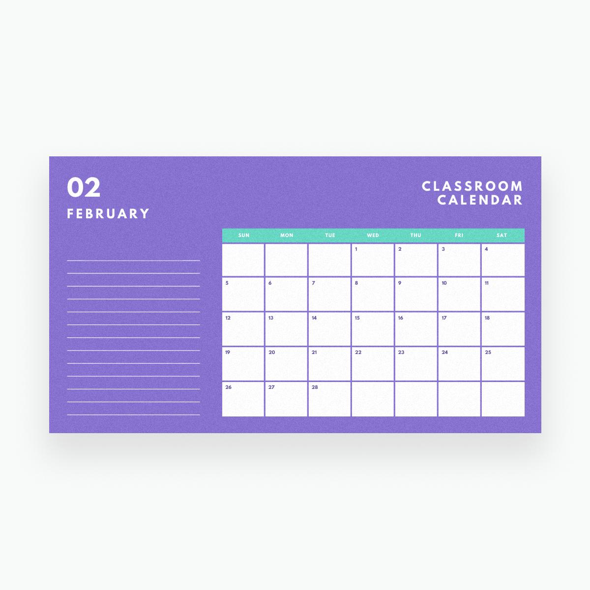 Free Online Calendar Maker: Design A Custom Calendar – Canva Calendar 2019 Generator