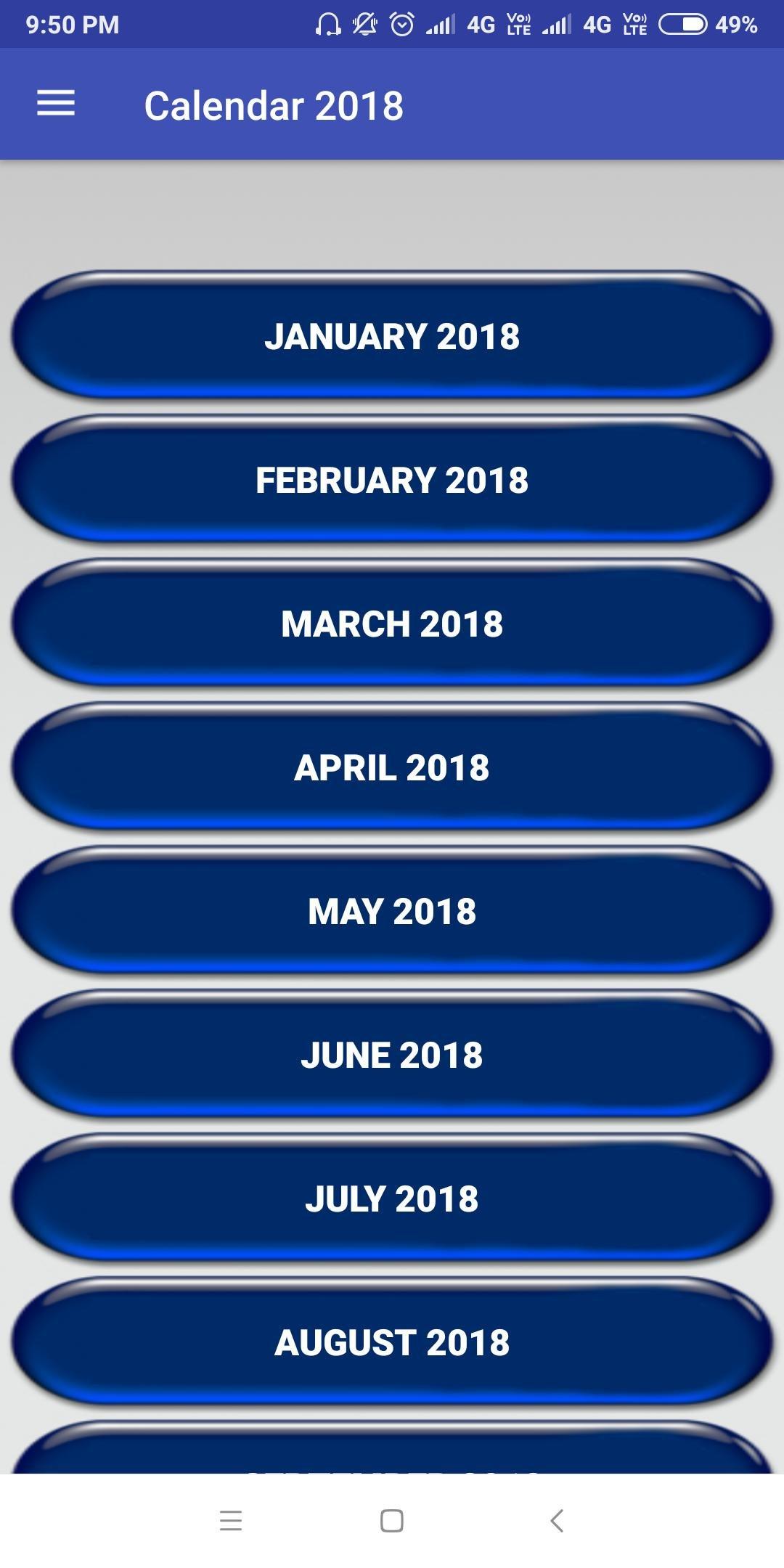 Gh Rh Calendar   Calendar   Foji/fauji Calendar For Android – Apk Calendar 2019 Rh Gh