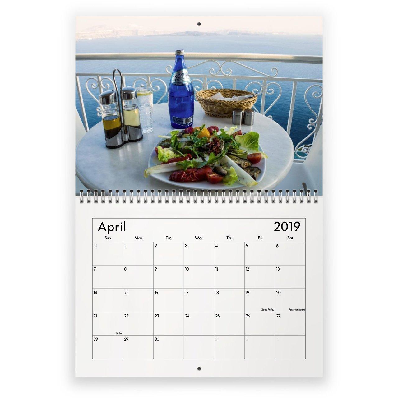Greece 2019 Calendar Calendar 2019 Greece