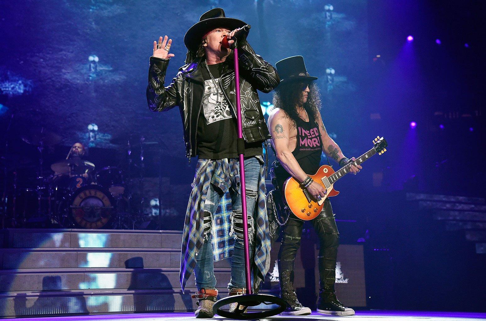 Guns N' Roses' Tour Dates For 2019: See Them Here | Billboard Guns N Roses Calendar 2019