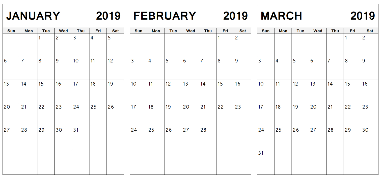 Index Of /wp Content/uploads/2019/01 Calendar 2019 Jan Feb Mar