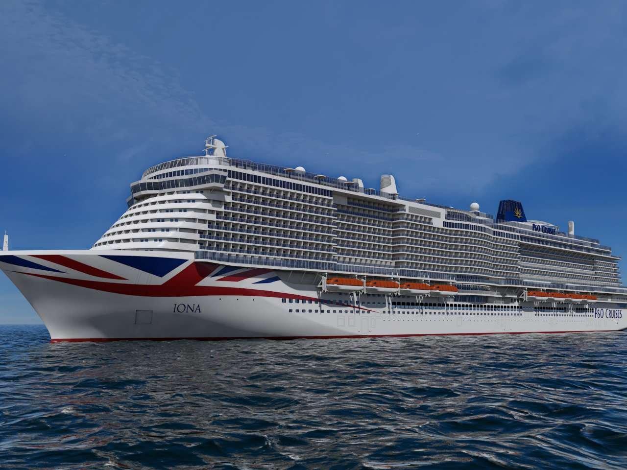 Iona Cruise Ship & Cruise Deals   P&o Cruises P&o Cruise Calendar 2019