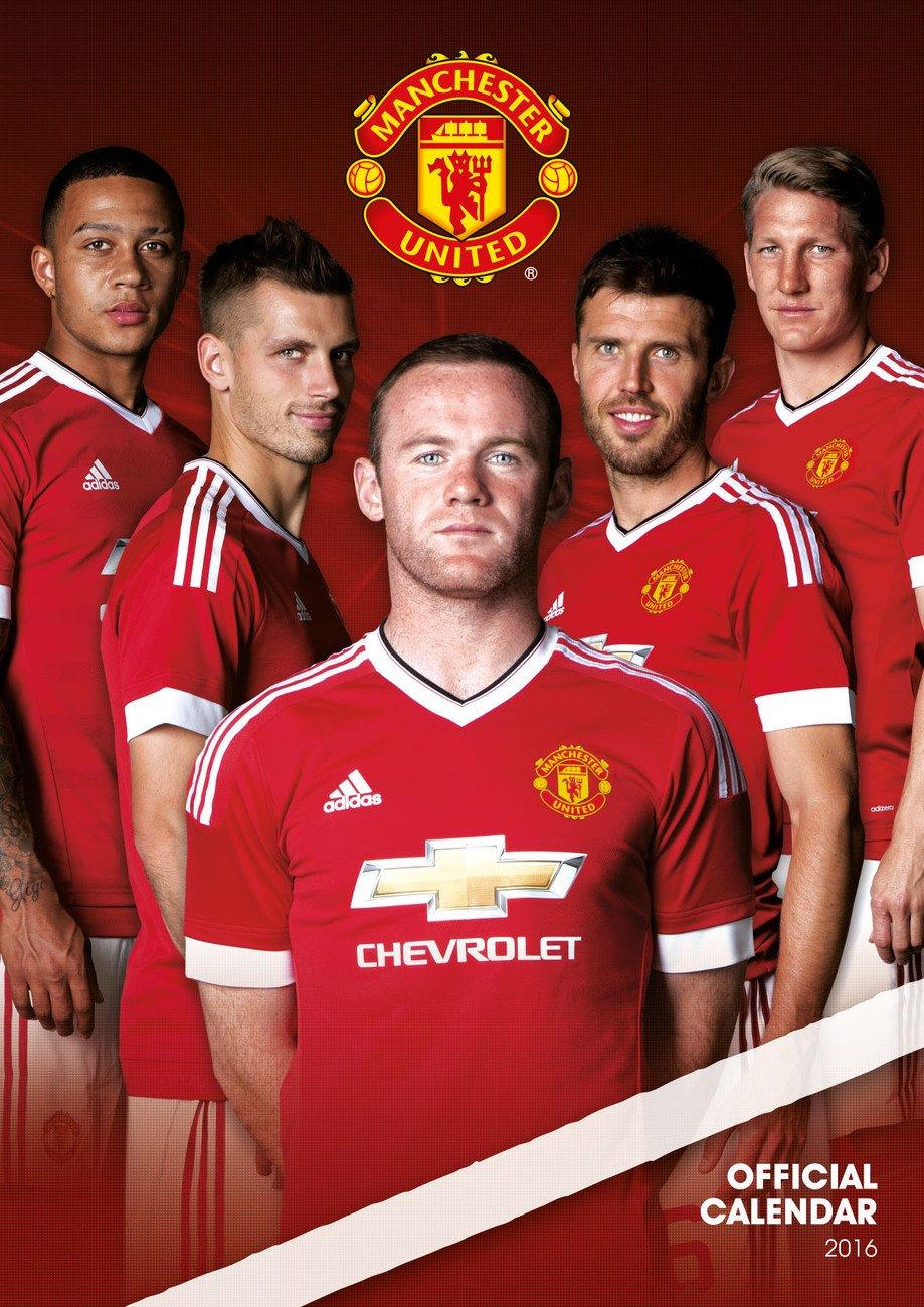 Manchester United Fc – Calendars 2020 On Ukposters/ukposters Man U Calendar 2019