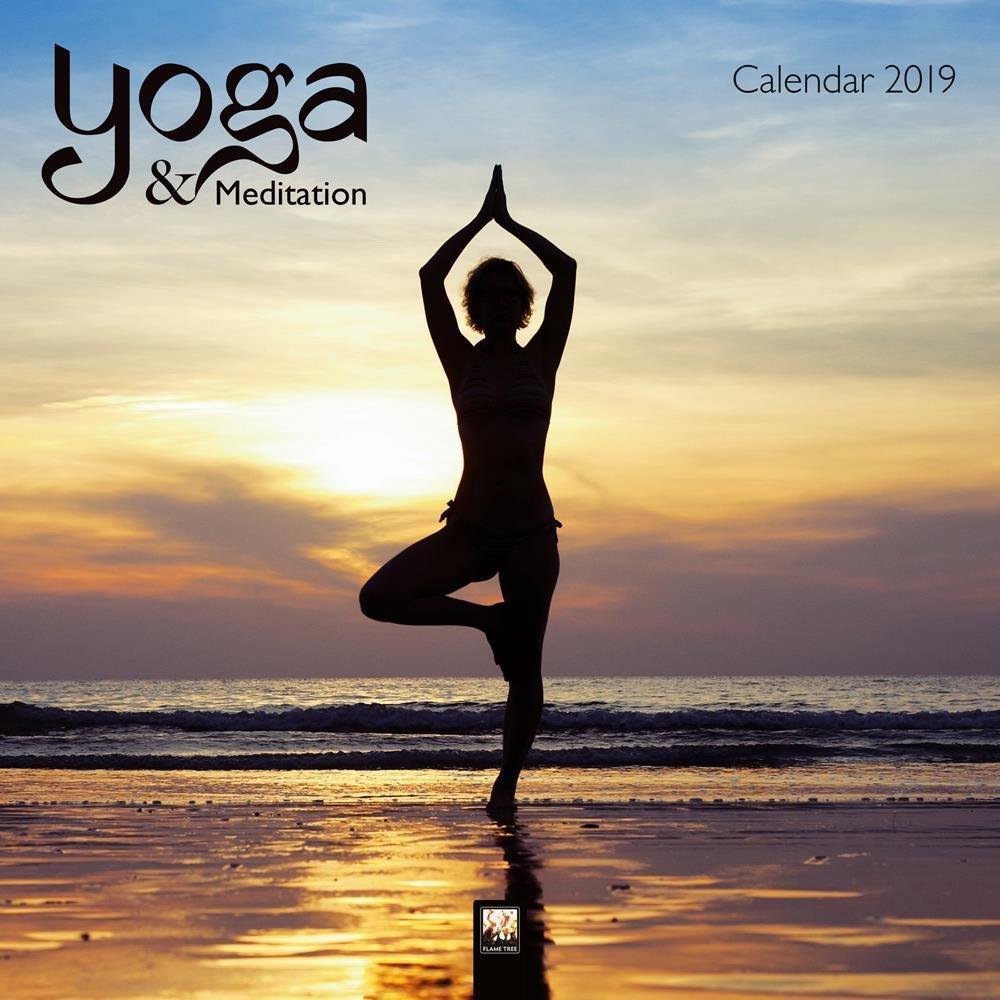 Paper Tree | Yoga & Meditation Calendar 2019 Calendar 2019 Yoga