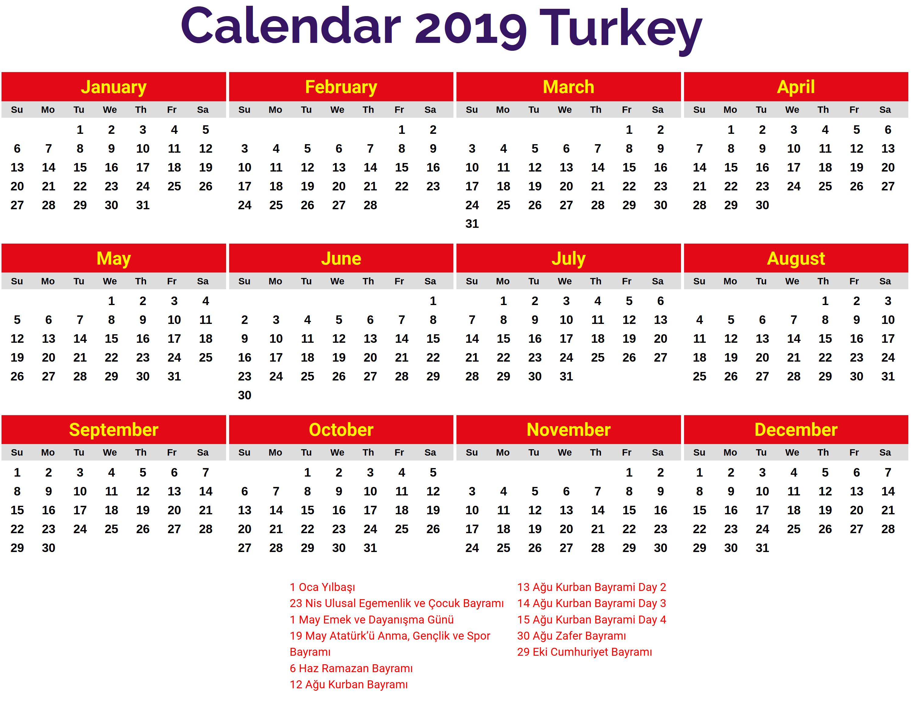 Printable Calendar 2019 Australia   2019 Printable Calendars   Free U Of A Calendar 2019