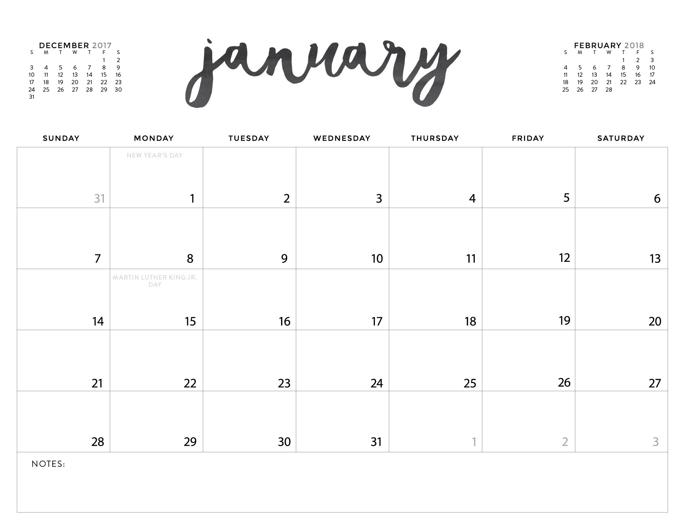 Printable Calendar Blog | Printable Calendar 2019 Calendar 2019 Blog