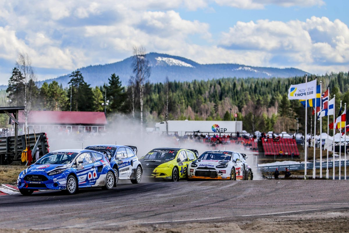 Rallyx Nordic Grows With Expanded 2019 Calendar | Rallyx Nordic Rally X Calendar 2019
